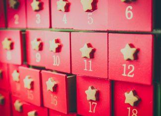 bijou calendrier de l'avent