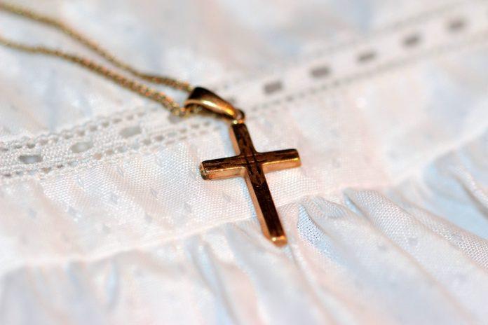 bijou croix