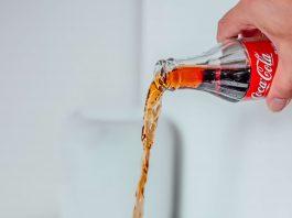 nettoyer bijoux coca cola