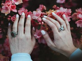 bagues mains